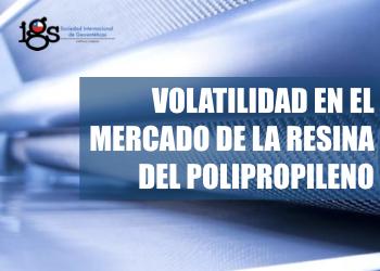Volatilidad en el mercado de la resina del prolipopileno